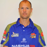 CAPE TOWN, SOUTH AFRICA - OCTOBER 30: Andrew Puttick during the Nashua Cape Cobras photocall session at Sahara Park Newlands on October 30, 2014 in Cape Town, South Africa. (Photo by Ashley Vlotman/Gallo Images)