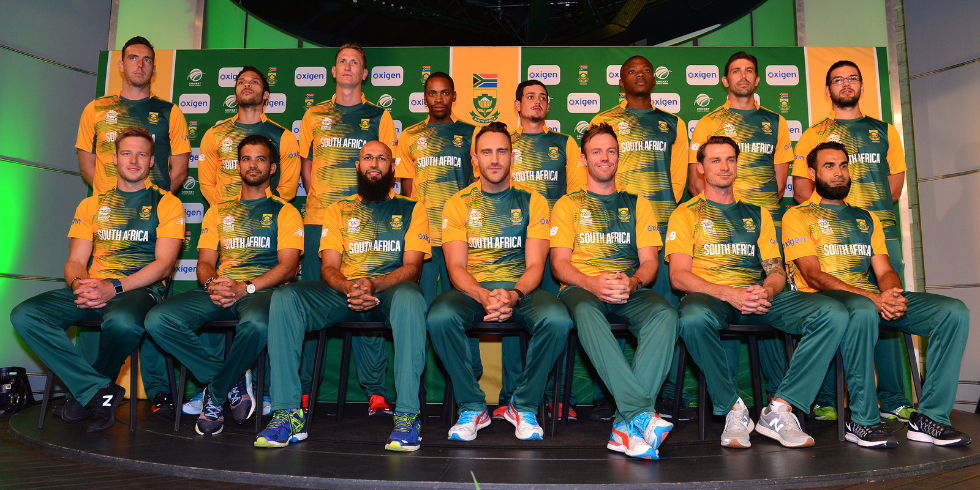 Indian Cricket Team Leaves For South Africa: PROTEAS ICC WORLD T20 SQUAD ANNOUNCED - SACA